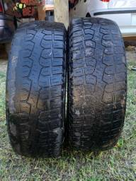 Par de pneu scorpion meia vida