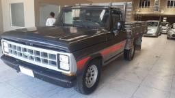 Ford F 1000 diesel 1991 perfeito estado AC troca