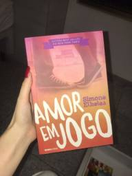 Título do anúncio: livro amor em jogo