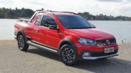 Título do anúncio: Saveiro Cross 2018 Cab Estentida 28 mil km unico dono