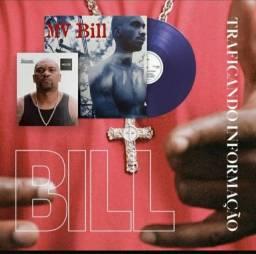 Vinil LP MV Bill / Edição noize 2020