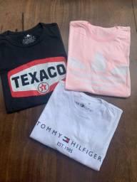 Promoção camisetas