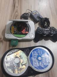 PlayStation one completo