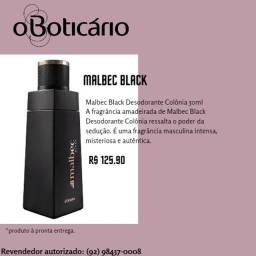 Perfume Malbec Black 50ml