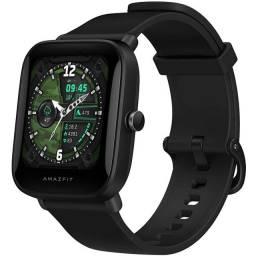 Smartwatch Xiaomi Amazfit Bip U Pro A2008 com Bluetooth e GPS- Preto