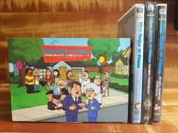 11 temporadas Uma família da pesada