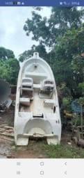 Lancha barco casco
