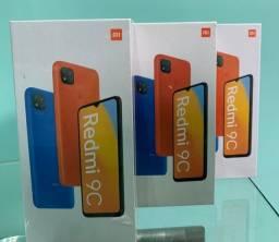 XIAOMI REDMI 9C 64GB TELA 6.53 5000mAh bateria