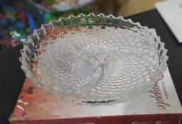 Petisqueira vidro pineapple 23cm