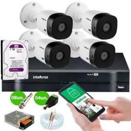 Antenas,cameras, alarmes