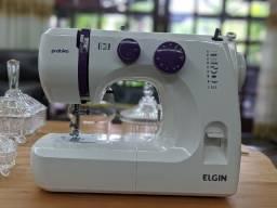 Maquina de costura elgin pratika nova 220v