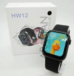 Smartwatch Iwo HW12 - Relógio Inteligente Original