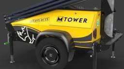 Torre Iluminação Solar MTower