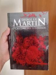 Livro O cavaleiro dos Sete reinos - George R.R. Martin