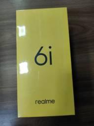 Reame 6i 4 de RAM 128 GB..os melhores da atualidade.. NOVO LACRADO