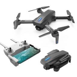 Drone H14 WiFi Fpv GPS com Câmera 4k Dupla Posicionamento Fluxo Ótico
