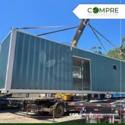 Título do anúncio: Casa em Alto Padrão - Em Container - Térmica