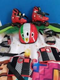 Patins Ferrari