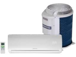 Ar condicionado de 12.000 Btu novo na caixa