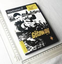 Jogo Original PS2 - The Getaway - Mídia Física - Usado - Funcionando