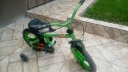 Bicicleta Infantil Quase Nova