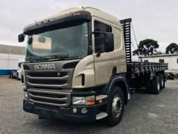 Ágio - Scania P 250 Carroceria. - Ent- r$ 35.000