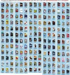 Jogos Wii - Hd 500gb C/ 199 Jogos / Sai 1,25 Por Jogo