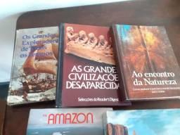 Livros de conhecimentos