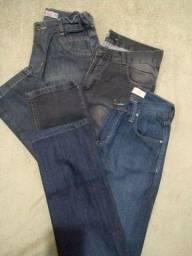 Título do anúncio: Calças jeans para meninos