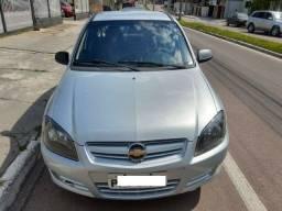 Chevrolet Celta 1.0 Life 8V Prata 2011
