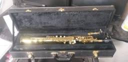 Sax Soprano Eagle Para vender logo