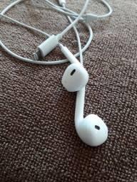 Título do anúncio: Headphones originais Apple novos na caixa original