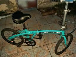 Bicicleta dobravel com marcha uma das mais baratas ac cartao
