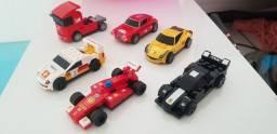 Rara coleção Lego Ferrari