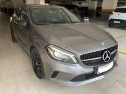 Mercedes Benz A200 1.6 Turbo Flexfuel Emplacada 2021