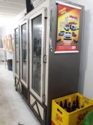 Freezer refrigerado 3 portas