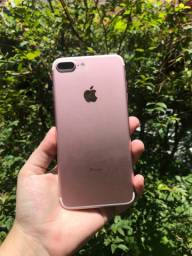 Iphone 7 plus - 128gb - Rose | Parcelo sem juros
