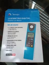 Luxímetro minipa - Novo
