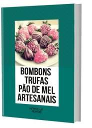 Curso de Bombons,Trufas,Pão de Mel Artesanais