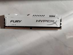 Memória Hyperx Fury 8gb 2666mhz