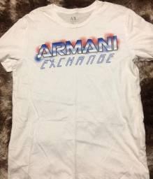 Camisas Armani Exchange novas
