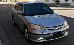 Honda Civic sedan LXL 1.7 16v 130cv AUT 4p