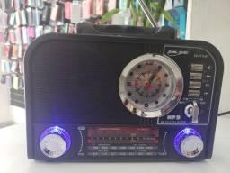 Caixa de som Bluetooth Rádio