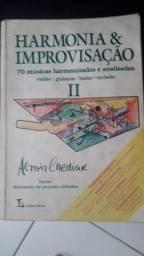 Livro Harmonia e improvisação 2