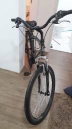 Bicicleta Caloi semi nova.