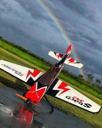 Aeromodelo sbach pilot rc