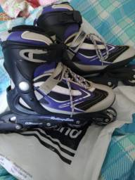 Patins traxart in line N38  (oportunidade)