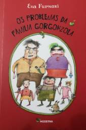 Os problemas da familia Gorgonzola - USADO