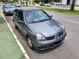 Clio Authentique 1.0 8V 3p 2006 gasolina