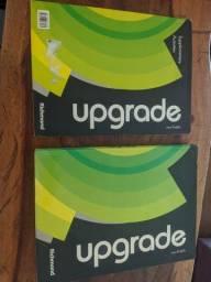 Livro de inglês Upgrade volume único - Sesi